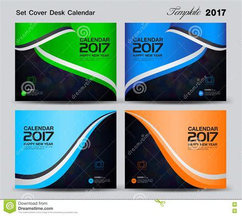 design cover set set cover desk calendar 2017 year template design cover
