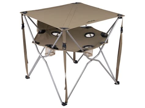 alps mountaineering eclipse table alps mountaineering eclipse c table aluminum khaki