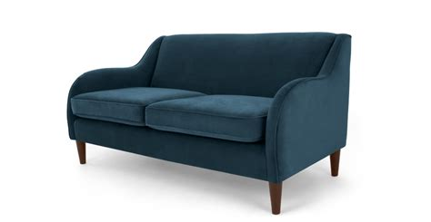 helena sofa helena 3 seater sofa textured weave teal made com