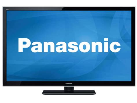 picture of television panasonic launches led tv with sharper picture technology