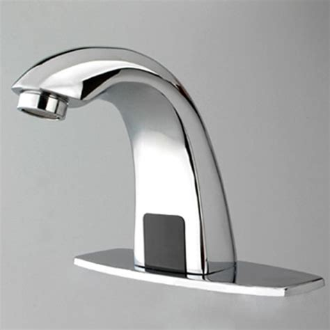 automatic bathroom faucet automatic sensor bathroom sink faucet faucetsuperdeal com