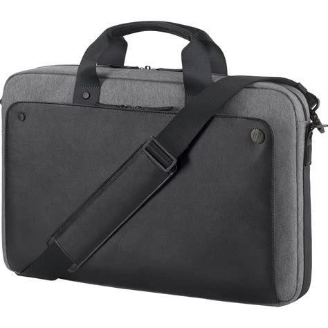 Hp Slim Bag Ez142aa hp executive slim top load bag p6n20ut b h photo