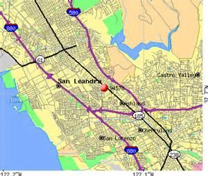 map of san leandro california san leandro ca beautiful scenery photography