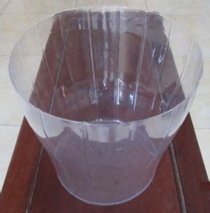 Plastic Liner For Planters by Basket Plastic Liner From Yongkang Lujiang Industry