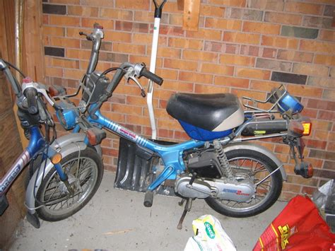 honda mopeds for sale two honda nc50 mopeds for sale