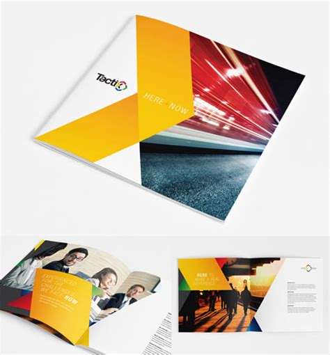 design inspiration for brochures 20 beautiful and creative brochure designs for inspiration