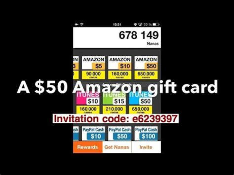 Free Gift Cards Invitation Code Hack