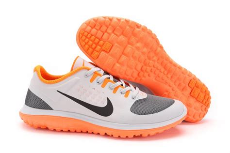 nike orange and grey running shoes nike fs lite run mens running shoes grey orange nike04