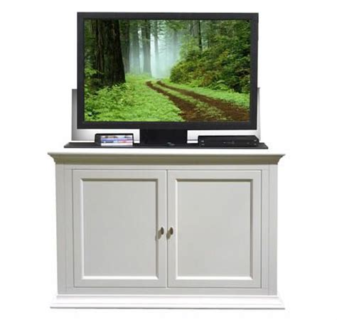 Motorized Tv Lift Cabinet by Seaford Motorized Tv Lift Cabinet For The Home