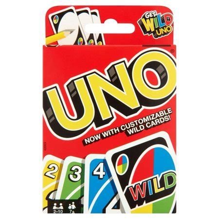 Uno Number uno card color and number matching for 2 to 10