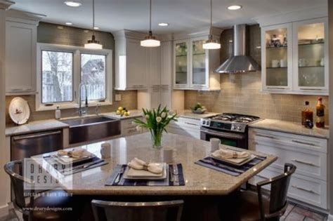 Redesign Kitchen by Small Kitchen Redesign Making The Most Of A Small