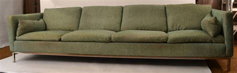 how long is a loveseat extra long sofa by steelcase for sale at 1stdibs