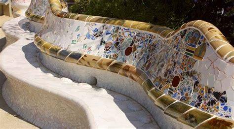 Banc Parc Guell by Parc G 252 Ell Jardins 224 Barcelone Sur Spain Is Culture