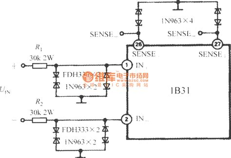 adc protection diode input protection diode circuit 28 images purpose of