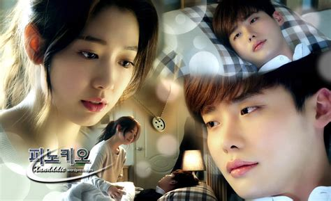 drama lee jong suk and park shin hye pinocchio xandddie