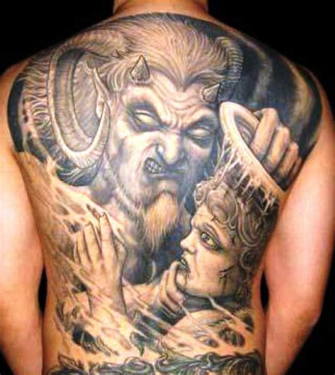 1000 ideas about good and evil tattoos on pinterest