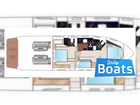 layout boat manufacturers princess v52 for sale daily boats buy review price