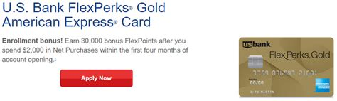 Transfer American Express Gift Card To Bank Account - us bank flexperks gold american express card 30 000 bonus flexpoints 3x flexpoints