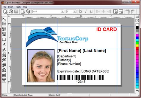Free Download Student Id Card Template Psd Employee Id Card Template Microsoft Word