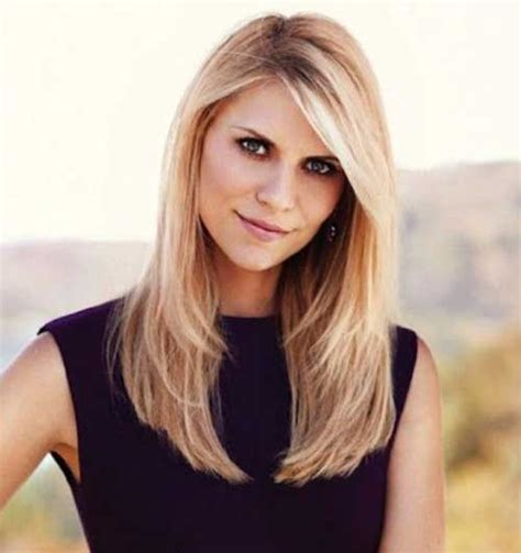 claire danes with brown hair 20 straight haircut styles long hairstyles 2016 2017