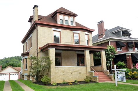 buying the house next door buying here young renovator finishes the house next door pittsburgh post gazette
