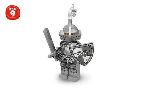 Lego Minifigure Seri 9 Heroic heroic characters minifigures lego