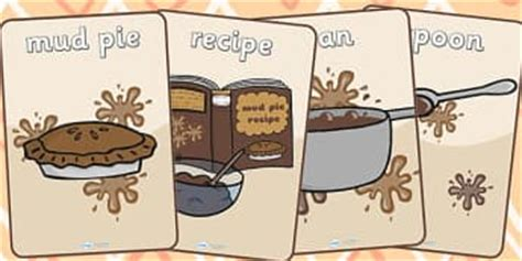 Mud Kitchen Labels Play Mud Pie Kitchen Primary Resources Primary Page 1