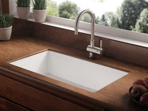 White Undermount Kitchen Sink by Awesome Home Depot Undermount Kitchen Sink With