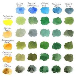 what colors do you mix to make 2 answers how to make the green color quora