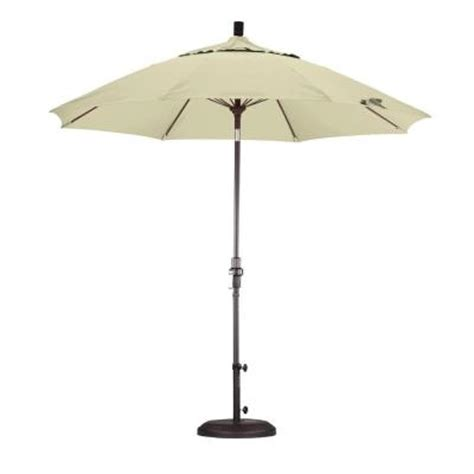 martha stewart patio umbrellas martha stewart living solana bay 9 ft patio umbrella in mk9081 the home depot