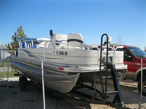 ebay pontoon boats for sale texas sun tracker 2009 for sale for 12 500 boats from usa