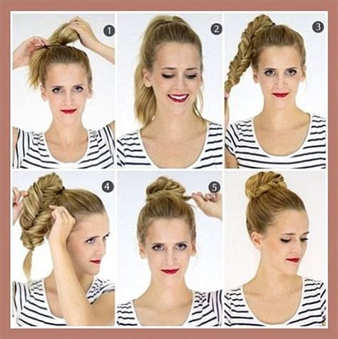Hairstyles For Medium Hair Easy And by Updos For Shoulder Length Hair Hair