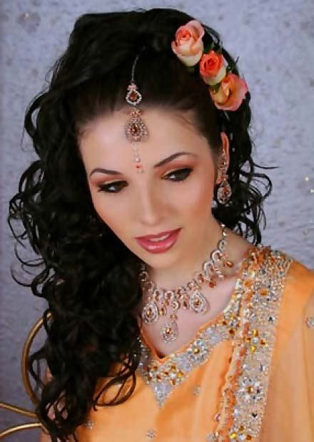 traditional hair indian bridal traditional hairstyles ideas 12