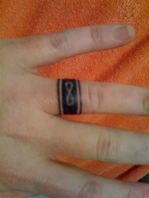 infinity tattoo ring designs great looking tattoos on pinterest wedding ring tattoos