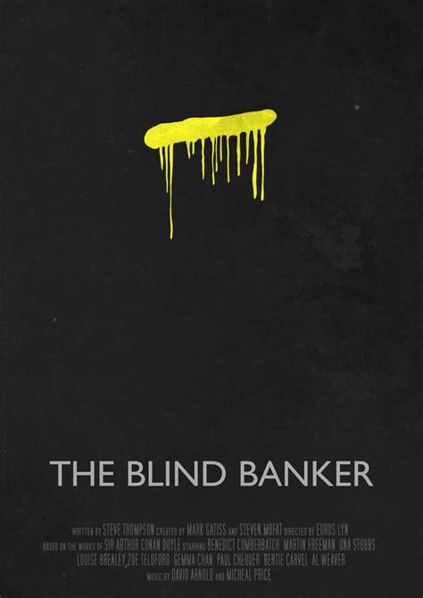 The Blind Banker the blind banker poster by ashqtara on deviantart