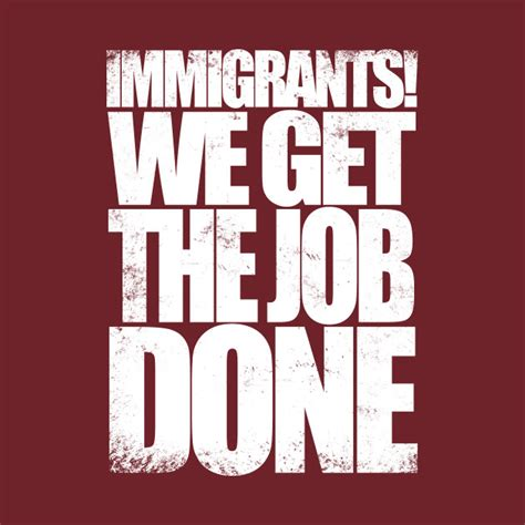 immigrants we get the done hamilton t shirt