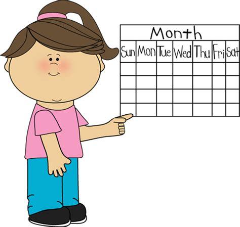 Calendar Helper Clipart Classroom Clip Classroom Images Vector