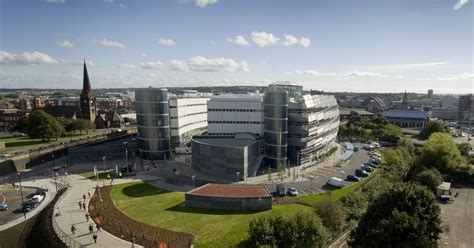 Of Newcastle Mba by Students Offered Tour Of Development By