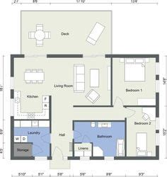 2d floor plan software a great exle of using color coding on a 2d floor plan