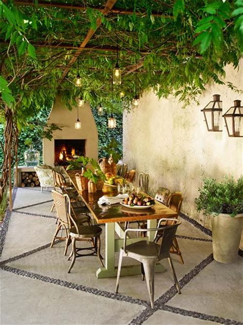 creating an outdoor patio a stylish taste of italy create a tuscan outdoor room