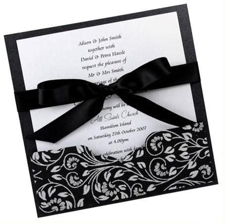 black white wedding invitations unique modern wedding invitations for your big day