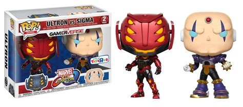 Pop Sigma Set toys r us exclusive ultron vs sigma funko pop 2 pack out