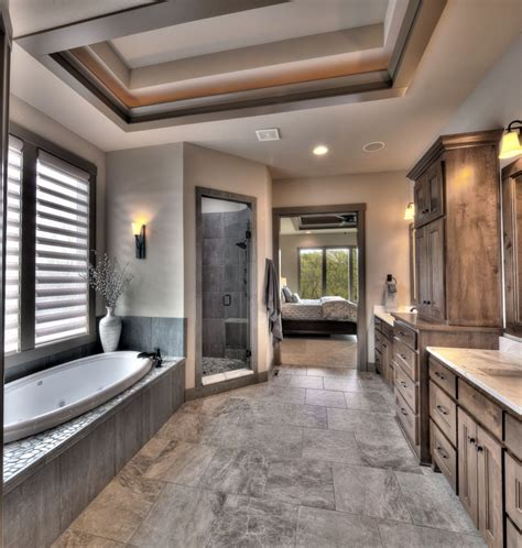 Master Bedroom Bathroom Ideas by 25 Awesome Master Bathroom Renovation Design Wartaku Net