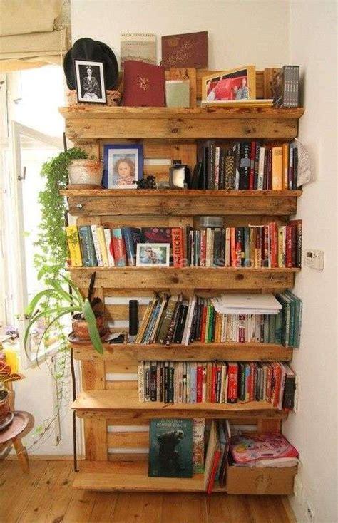 arredare con bancali arredare casa con i bancali libreria fai da te fai da