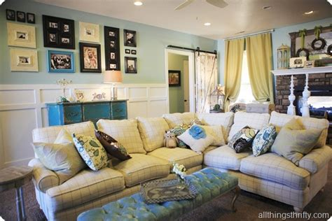 cottage living room design popular paint colors from projects