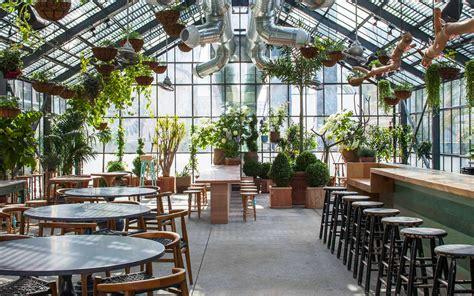LA?s Koreatown Greenhouse: The Line Hotel's Commissary Restaurant ? KNSTRCT