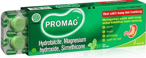 Obat Asam Lambung Promag dosis komposisi fungsi promag untuk obat sakit maag