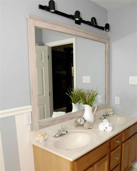 removing bathroom mirror 10 stunning ways to transform your bathroom mirror without