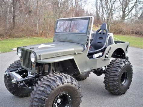 willys jeep lifted lifted willys jeep truck