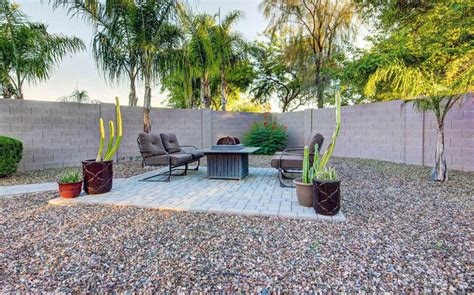 Paver And Gravel Patio Gravel For Patio Home Design Ideas And Pictures